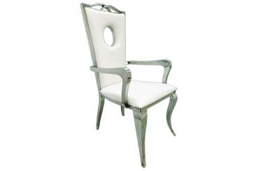 Crown Accent Arm Chair