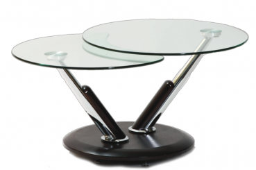 Artzy Coffee Table