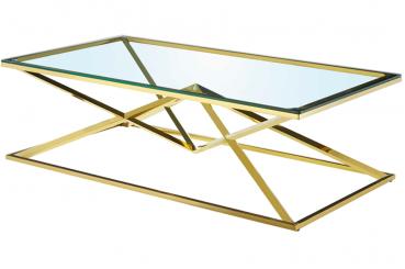 Gold Narnia Coffee Table