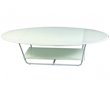 30% Off- White Rose Coffee Table
