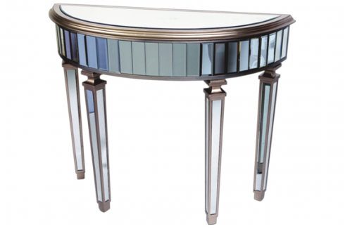 Halfmoon Console Table