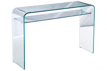 Lando Ghost Console Table