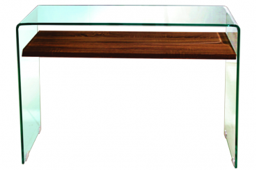 30% Off- Sara Shelf Console Table