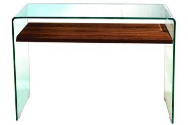30% Off- Sara Shelf Console Table