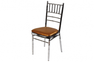 Chivari Chrome Dining Chair