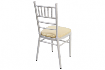Chivari White Dining Chair