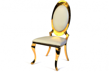 Gold Janet Dining Chair