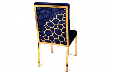 Gold Nemo Dining Chair