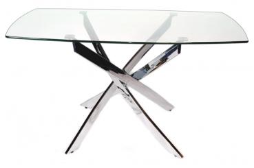 Scissor Dining Table