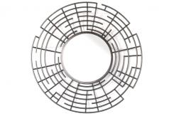 Basket Large Wall Mirror
