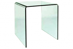 Ghost Side Table