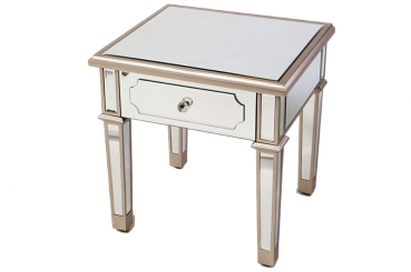 Large Square Side Table