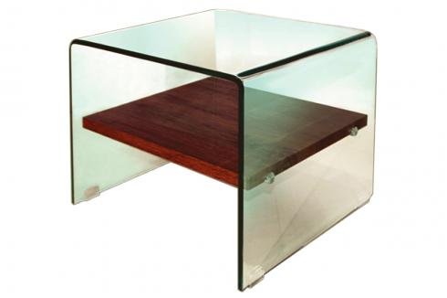SaraShelf Side Table